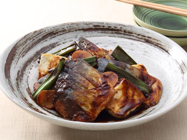 さば の 味噌 煮 レシピ