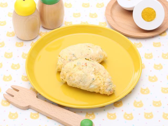 離乳食 中期 卵